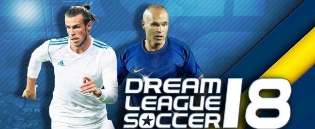 dream league soccer 2018 v5 04 mod apk para futbolcu hileli - DREAM LEAGUE SOCCER 2018 V5.04 MOD APK