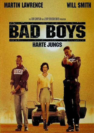 Bad Boys 1995 BRRip 720p Dual Audio In Hindi English