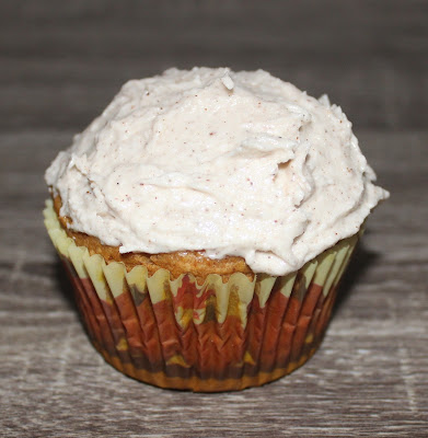 Vegan High-Rise Pumpkin Cupcakes