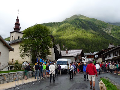 アルジェンティエールの山岳ガイド祭り fête des guides Argentière