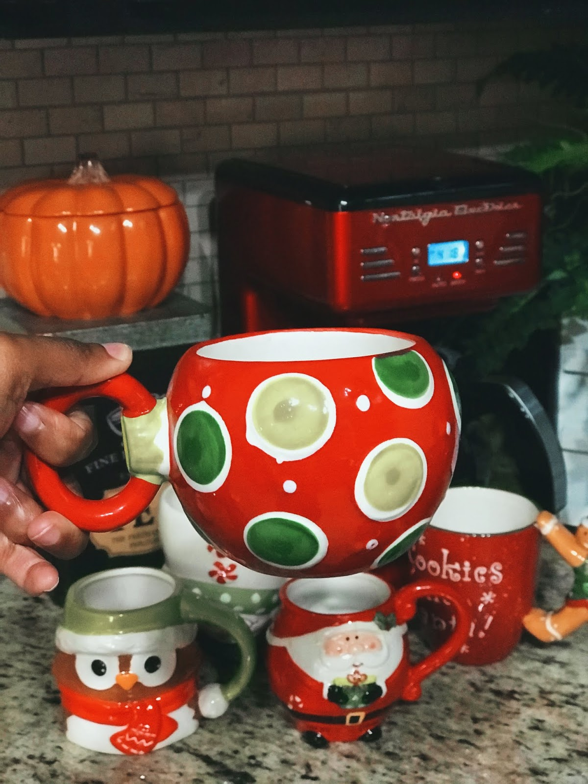 A Look AT ALL Of My Cozy And Festive Christmas Coffee Mugs That I Will Be Using This Season!