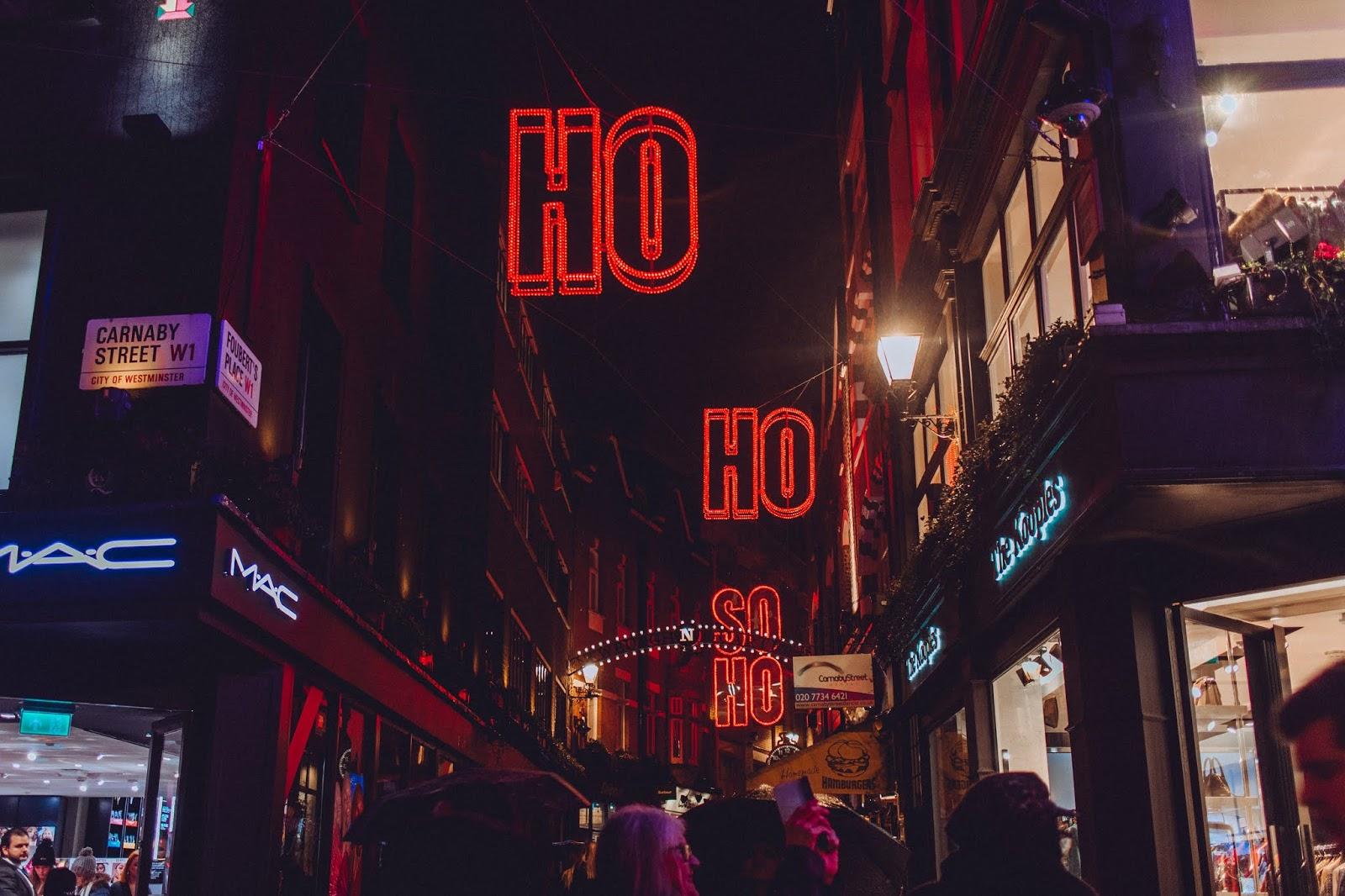 So Ho Ho Ho Christmas Lights