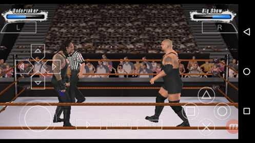 تحميل لعبة المصارعة الحرة WWE 2009 للموبايل HD بحجم 250 ميجا