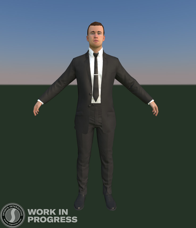 The new manager model for Football Manager 2020