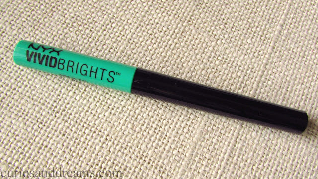 NYX Vivid Brights Vivid Envy Review, NYX Vivid Brights review