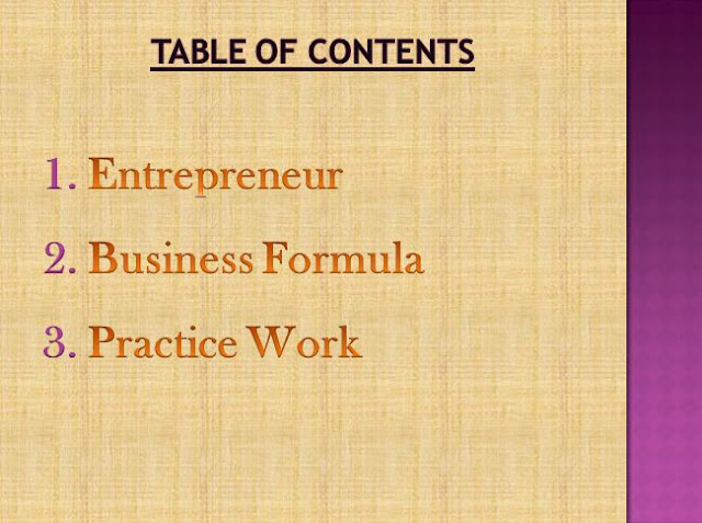 Business Formula, If You Expert This Formula Then Definitely Success