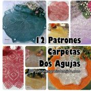 Carpeta tricot