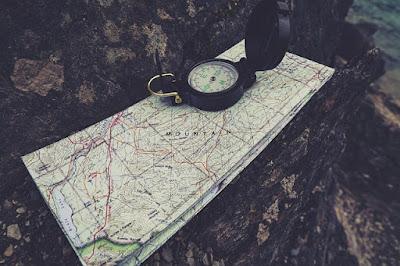 Cara Orientasi Medan dalam Navigasi Darat