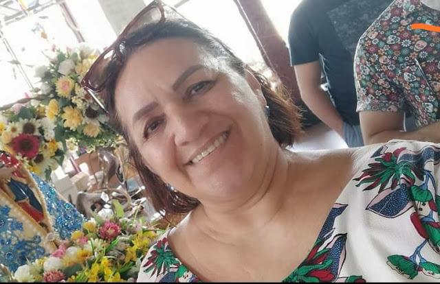 Caraubense Rossana Amaral morre aos 59 anos por complicações provocadas pela Covid-19