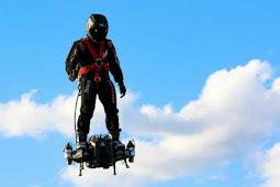 Flyboard Air, Alat Untuk Manusia Terbang | Keren Banget!