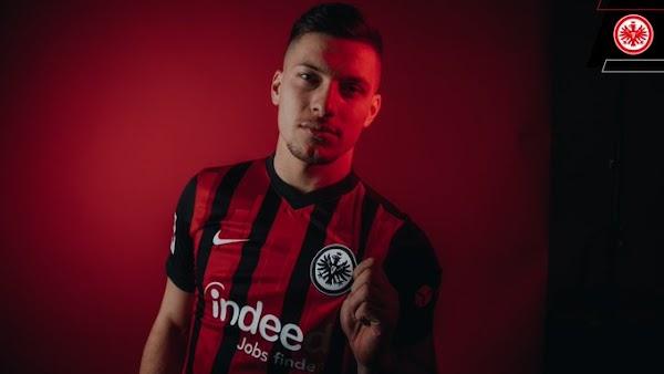 Oficial: Real Madrid, Jovic sale cedido al Eintracht Frankfurt