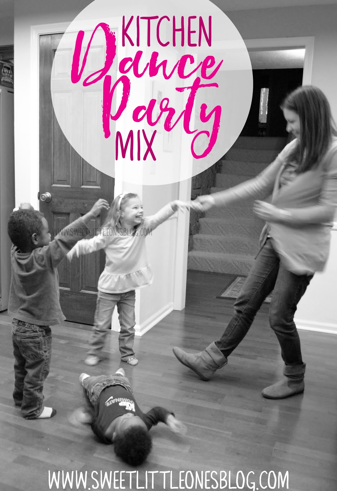 Kitchen dance party mix