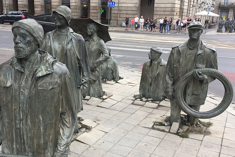 Street art Polonia