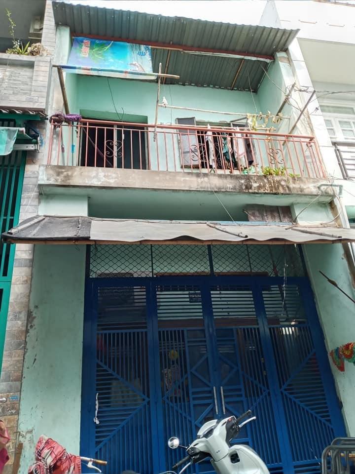Bán nhà hẻm 145 Lê Văn Quới phường Bình Trị Đông quận Bình Tân. DT 4x13m