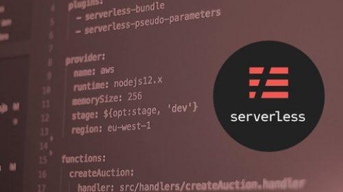 Serverless Framework Bootcamp: Node.js, AWS & Microservices FREE course