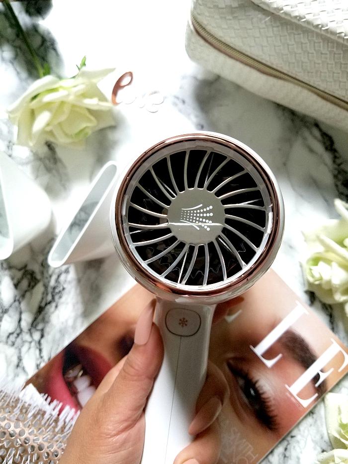 T3 Micro - Cura Hair Dryer Haartrockner Review, Erfahrungsbericht, Vorteile 2