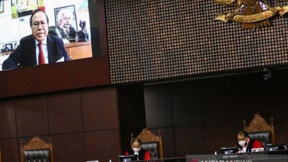 Rizal Ramli di Sidang MK: PT 20% Aturan Kriminal, 48 Negara Sudah Tak Pakai