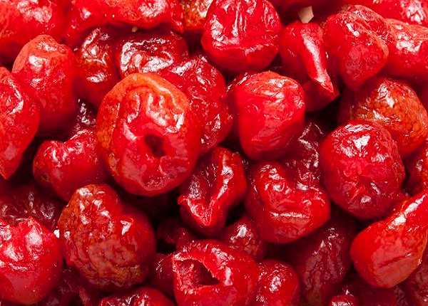 What are the benefits of dried cherries ?