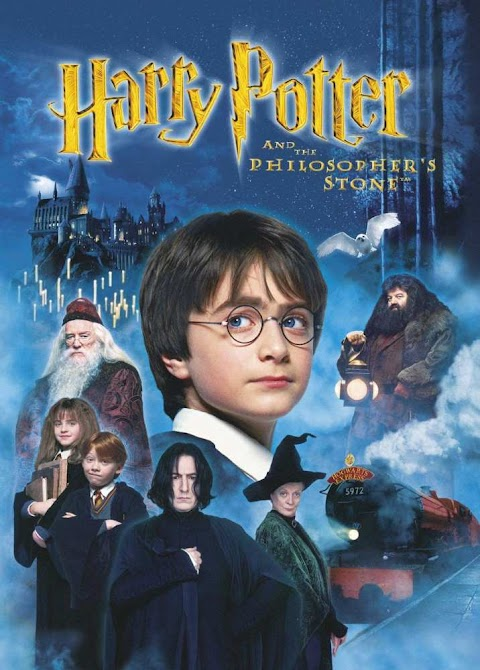 Harry Potter and the Philosopher's Stone Full Movie in Hindi 480p