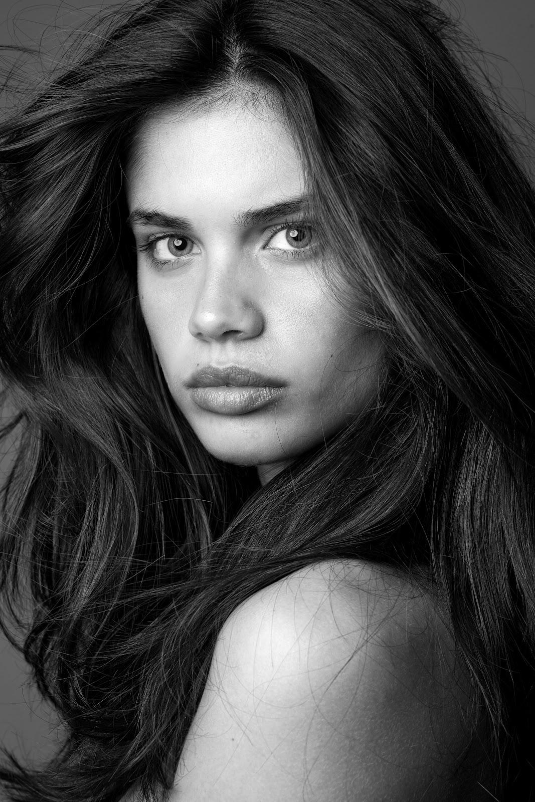 Sara Sampaio ♥ by Ken Pao 2011 (HQ portraits) - Models ...