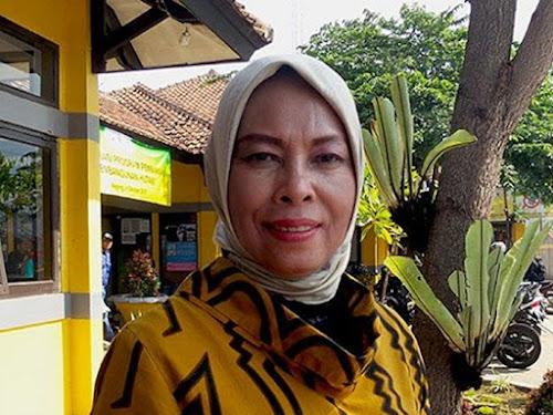 Kepala Disperindag Kabupaten Bandung  Popi Hopipah