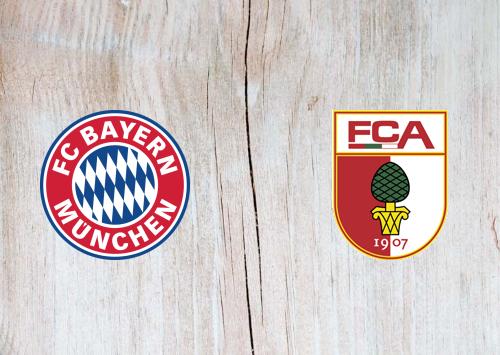 Bayern Munich vs Augsburg -Highlights 22 May 2021