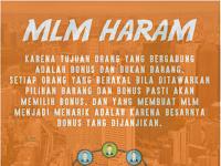MLM (MULTI LEVEL MARKETING)