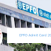 EPFO Admit Card 2019 Out for Assistant Prelims Examination @ epfindia.gov.in – Download Here!