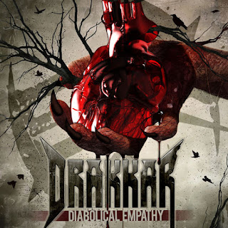 "Drakkar - ""Hitchhicking of Pain"" (video) from the album ""Diabolical Empathy"""