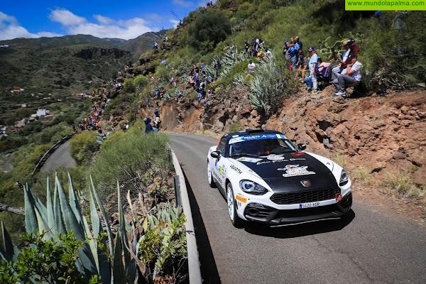 El 46 Rallye La Palma Isla Bonita cierra inscripciones este jueves