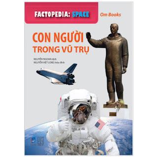 Factopedia - Space - Con Người Trong Vũ Trụ (Tranh Màu) ebook PDF-EPUB-AWZ3-PRC-MOBI