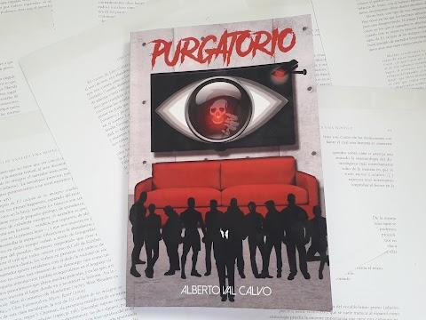 «Purgatorio» de Alberto Val Calvo