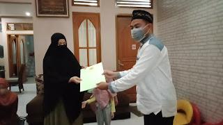 Dewan Da'wah Bogor Beri Penghargaan Pilot SJ 182 sebagai Pilot Teladan