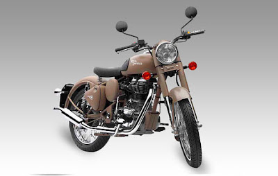 Royal Enfield Classic 500 Desert Storm hd image