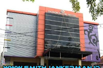 Lowongan Damon Butik Hotel Pekanbaru Juni 2018