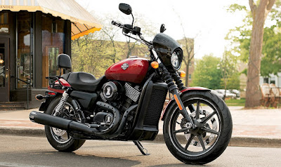 2017 Harley-Davidson Street 750 pics