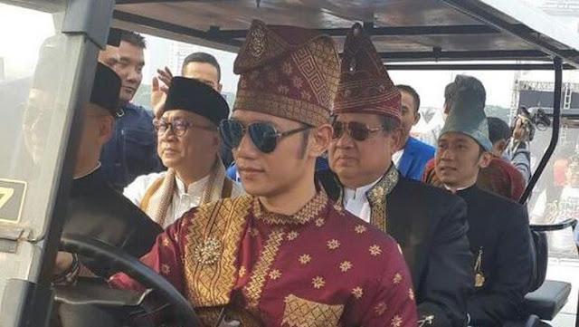 Relawan Prabowo-Sandi Protes: ProJo-GoJo Provokasi SBY-Zulkifli!