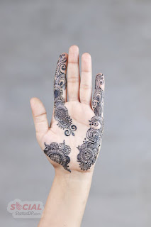 Bridal Mehndi Designs 2019