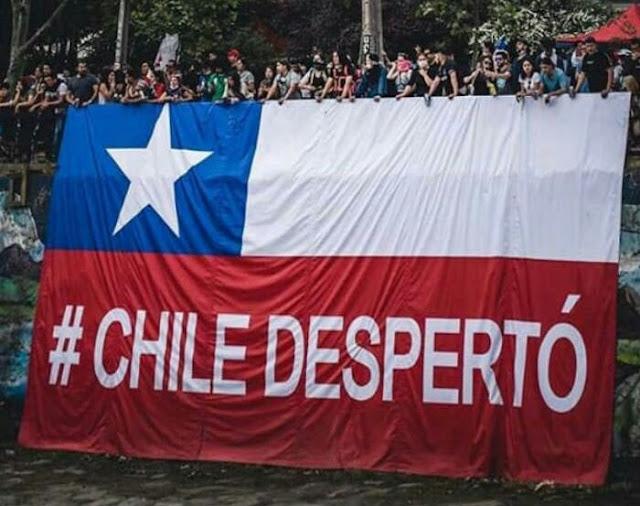 Sindicatos Grupo Copesa rechaza las acciones represivas de la policía hacia los medios de prensa