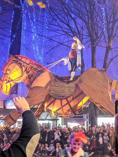 Why Bilbao is the Best Place in Spain for Christmas: Olentzero Parade