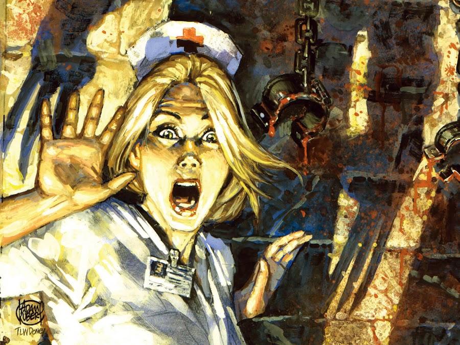 wolverine weapon x logan dunwich sanatorium marvel comics jason aaron yanick paquette adam kubert