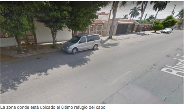 Rateros entraron y robaron casa donde capturaron a El Chapo Guzmán en Los Mochis