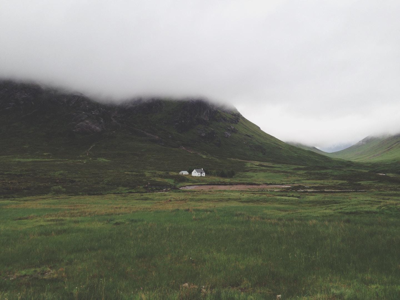 Dom w Szkocji
