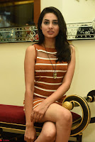 Actress Nikhita in Spicy Small Sleeveless Dress ~  Exclusive 014.JPG
