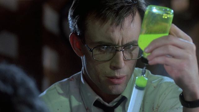 chartreuse, cocktail, tequila, lovecraft, st. germain, herbert west, scientist, horror