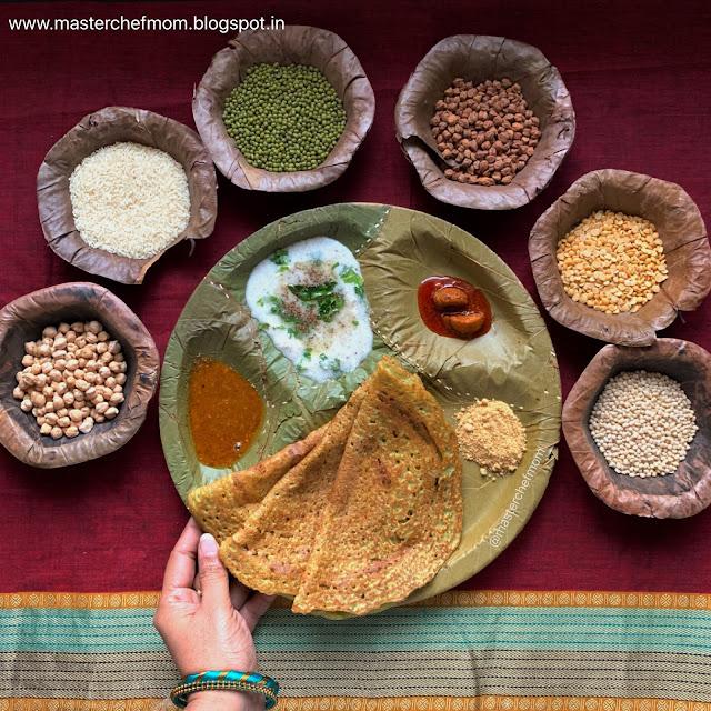 Protein Dosai | Protein Dosa Recipe