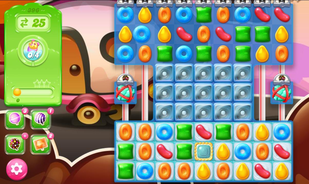 Candy Crush Jelly Saga 396