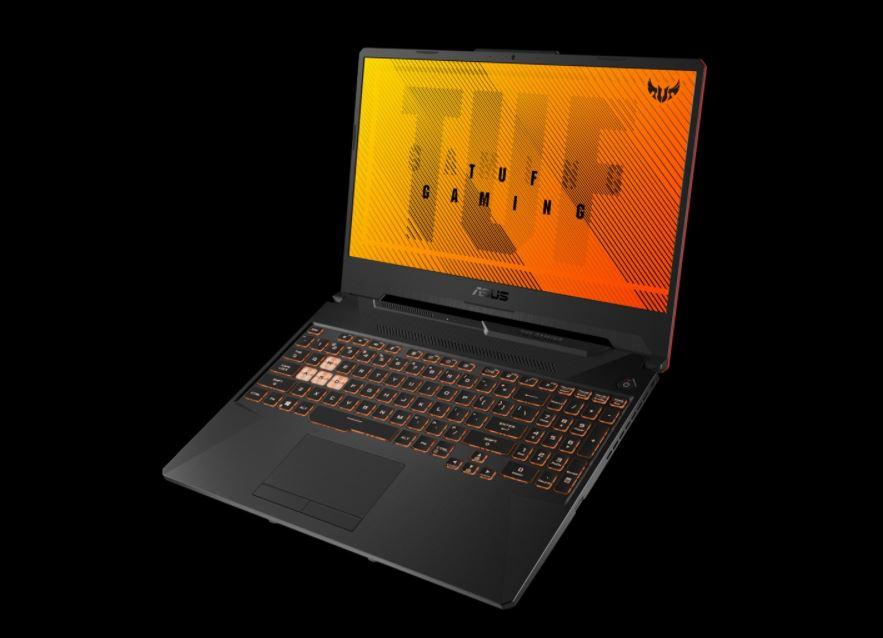 Harga dan Spesifikasi Asus TUF Gaming FX506LH I565B6T Bertenaga Intel Core i5-10300H