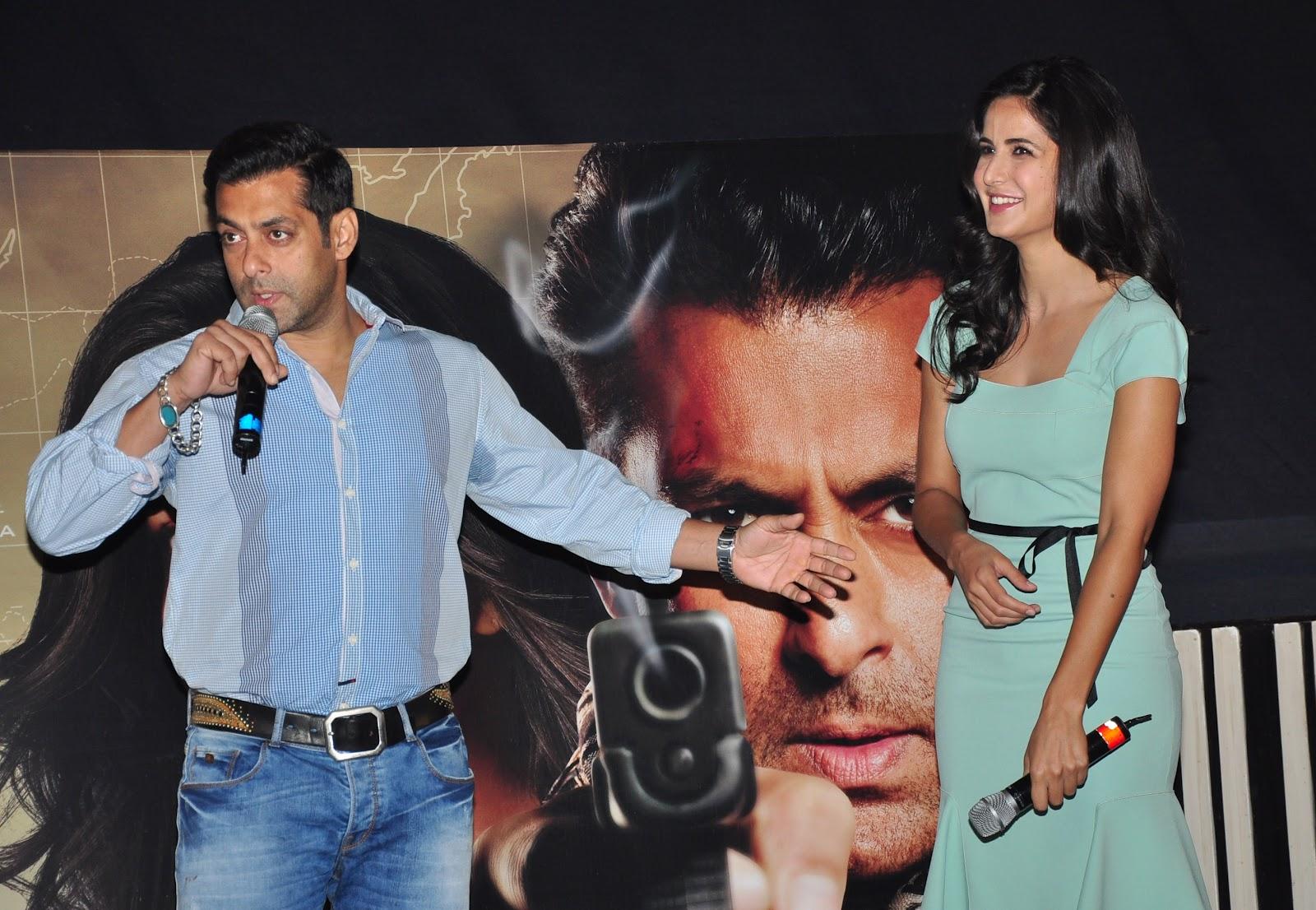 Salman Khan Katrina Kaif Sexy