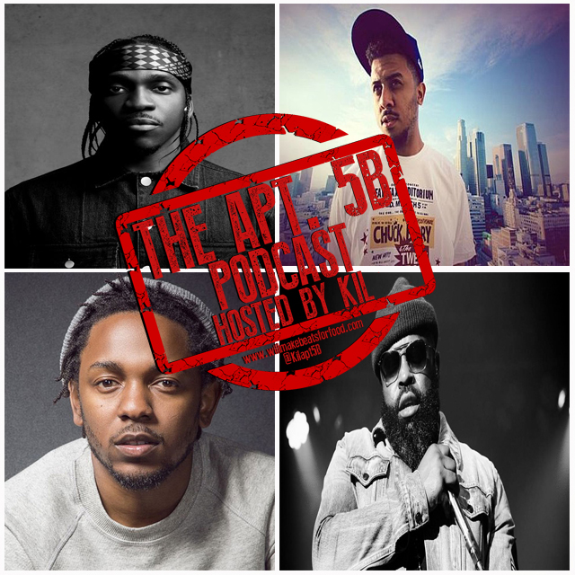 Apt. 5B Podcast Hosted by Kil: What Position Does Your Fave Rapper Play?